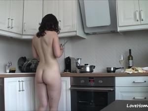 japanese fuck on kitchen table