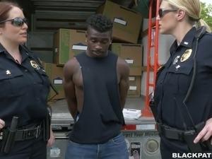 Erotic police women video