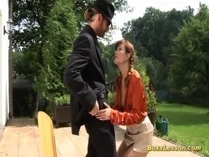Teen foot fetish video