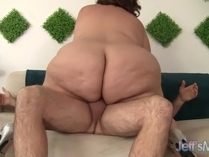 fuck my girlfriends fat mom