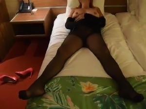 amateur videos home pantyhose