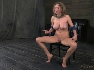 free pussy and titt torture videos