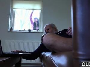 Naked old man pics