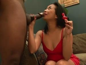 cougar licking young girl