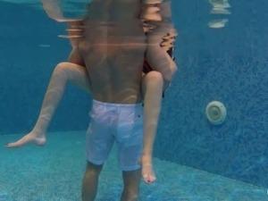pool babes video