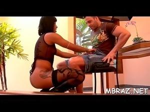 brazilian beauties sex party