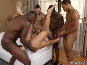 amateur gangbang pornomovies