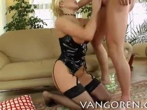 free video latex slave forced orgasm