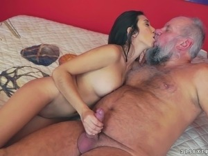 old dicks fuck young cunts anal
