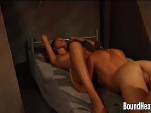 hot strapon lesbian sex