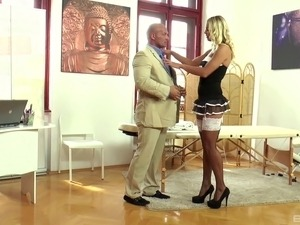 black maid jules jordan video