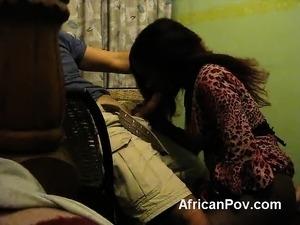 african guy an japanese girl