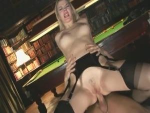 kinky mature anal french women