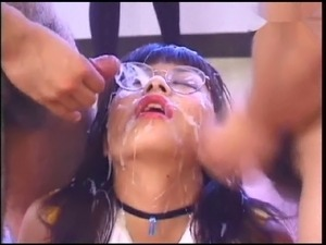 messy facial movie jenaveve