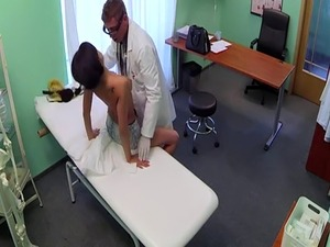 young girls doctor naked