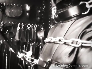 bondage anal videos