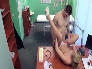 sexy doctor fuck