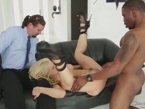 asian with black guys slutload