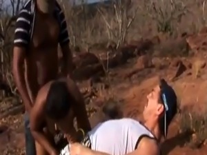 naked african male tribe video