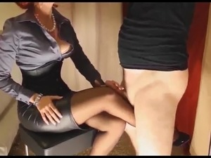 anal pussy foot