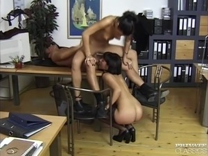 secretary work pussy fuck
