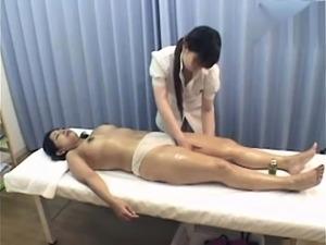 Lesbian sexy massage
