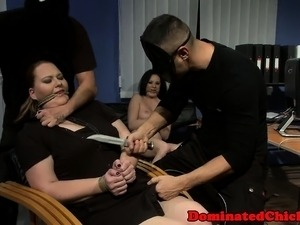 pussy eating domination