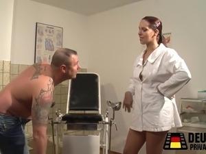uniform guard girl porn
