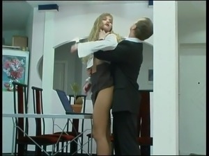 wife loves pantyhose sex