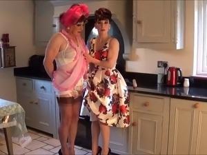 amateur teens sex in kitchen