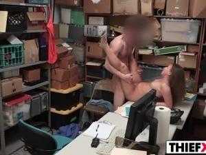 office sex babes