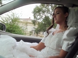 Bride to be fuck video