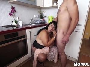 young granny sex