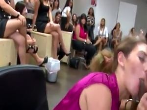 wife caught at cfnm party
