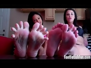 free foot cum porn videos