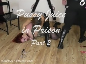 black chicks in prison eating pussy