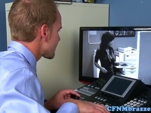 flacid handjob video cfnm