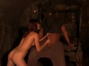 sexy prisoner fuck guard