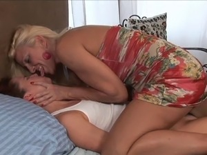 cougar lake russell threesome sex video