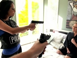 police girl pussy