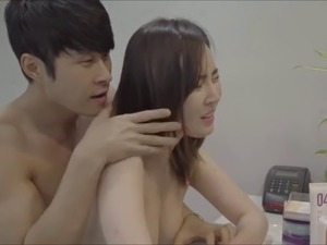 Korean girls having sex