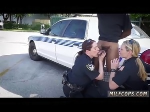 sexy girl police officer