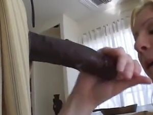 interracial white pussy