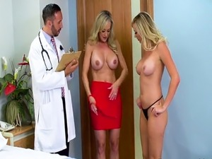 Doctor sex with girl