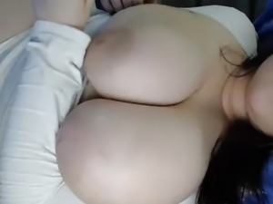 busty babes girl on girl action