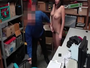 girls fuck to get out jail