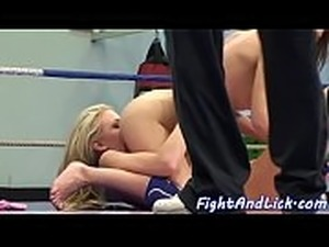 interracial wrestling pictures