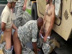 army girls getting naked
