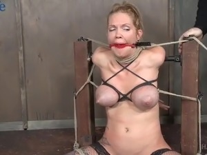 amateur nude wives in bondage