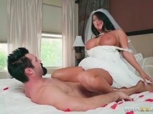 hippie bride pussy